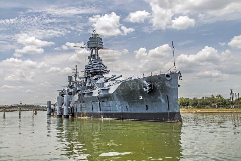 Het beroemde Dreadnought-Slagschip