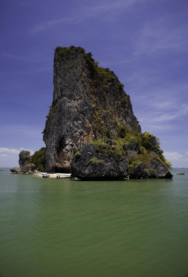 Het beroemde Eiland van Thailand stock fotografie