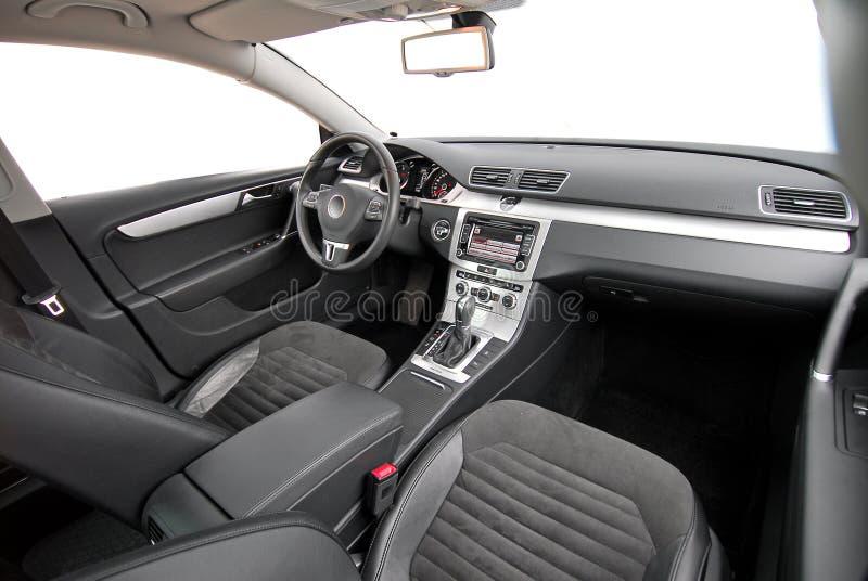 Het binnenland van de auto royalty-vrije stock foto's