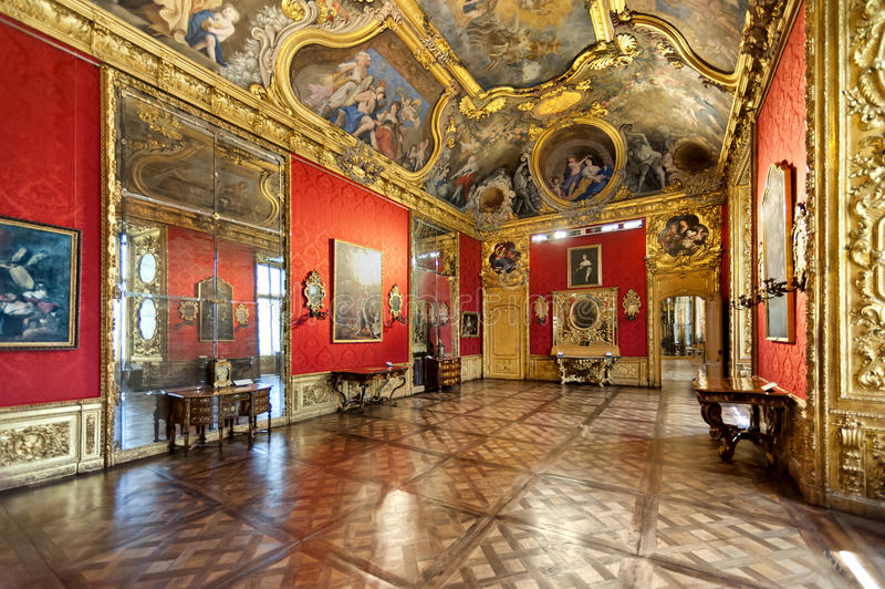Het Binnenland van de luxe royalty-vrije stock afbeeldingen