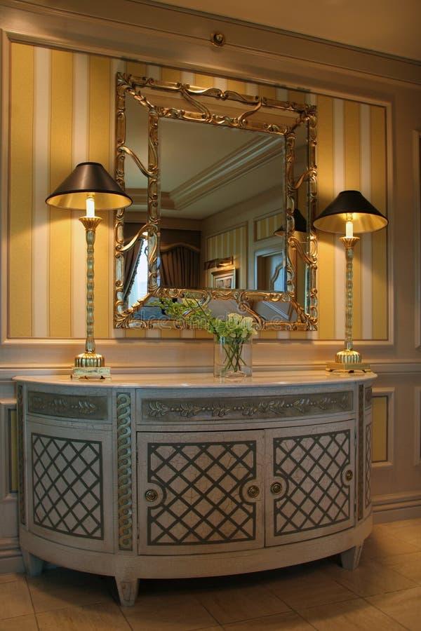 Het binnenland van het huis royalty-vrije stock foto's
