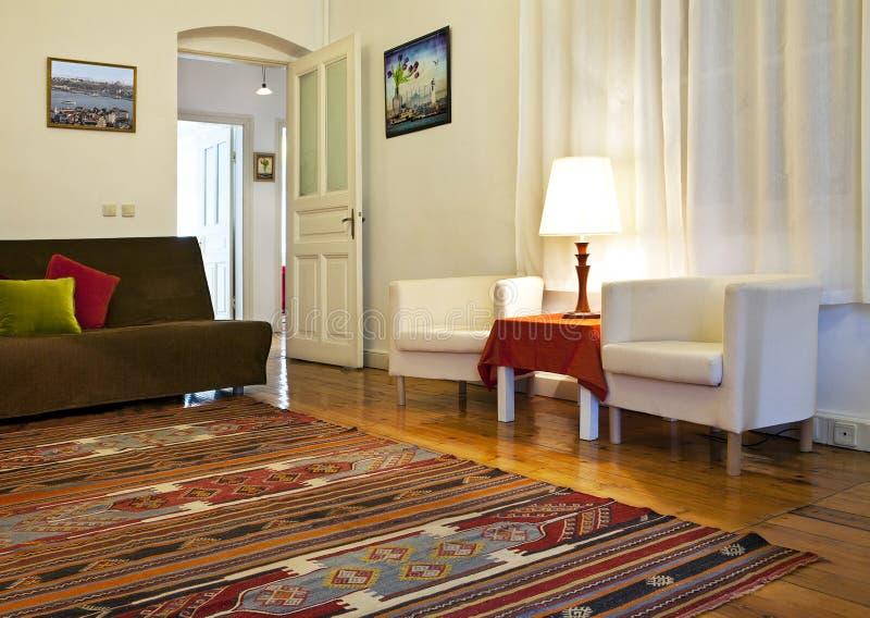 Het binnenlandse ontwerp van het huis stock foto