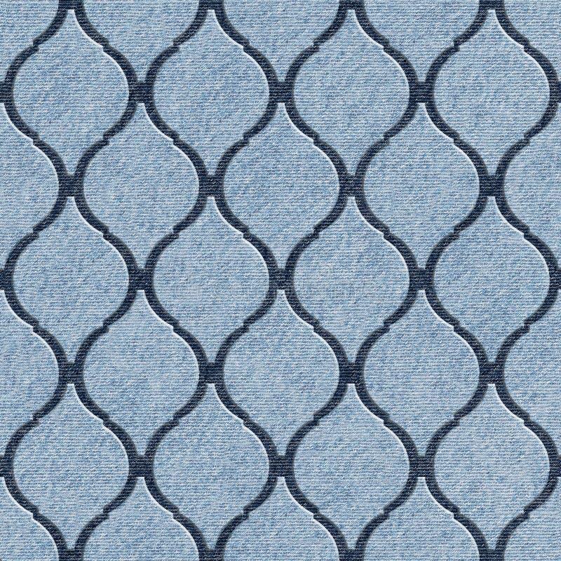 Het binnenlandse patroon van het muurpaneel - abstract decoratiemateriaal royalty-vrije stock afbeeldingen