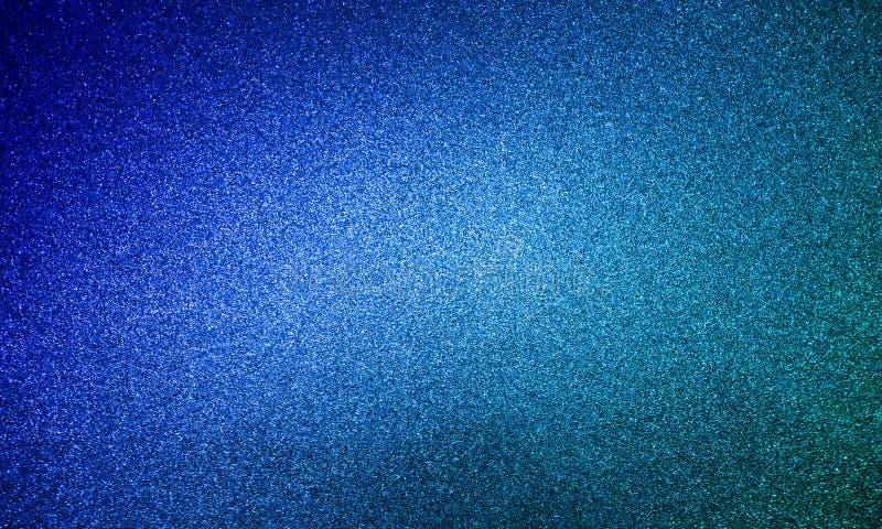 Het blauw schittert textuur Vage abstracte achtergrond voor verjaardag, verjaardag, huwelijk, nieuwe jaarvooravond of Kerstmis Ve stock foto's
