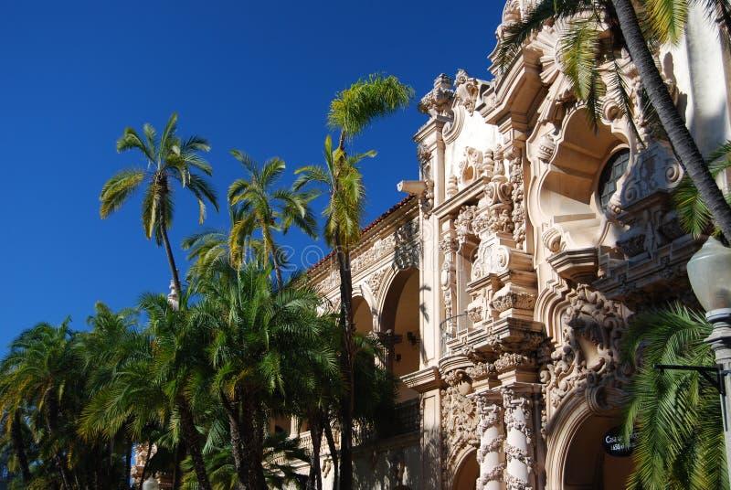 Het Blauw van Balboa royalty-vrije stock afbeelding