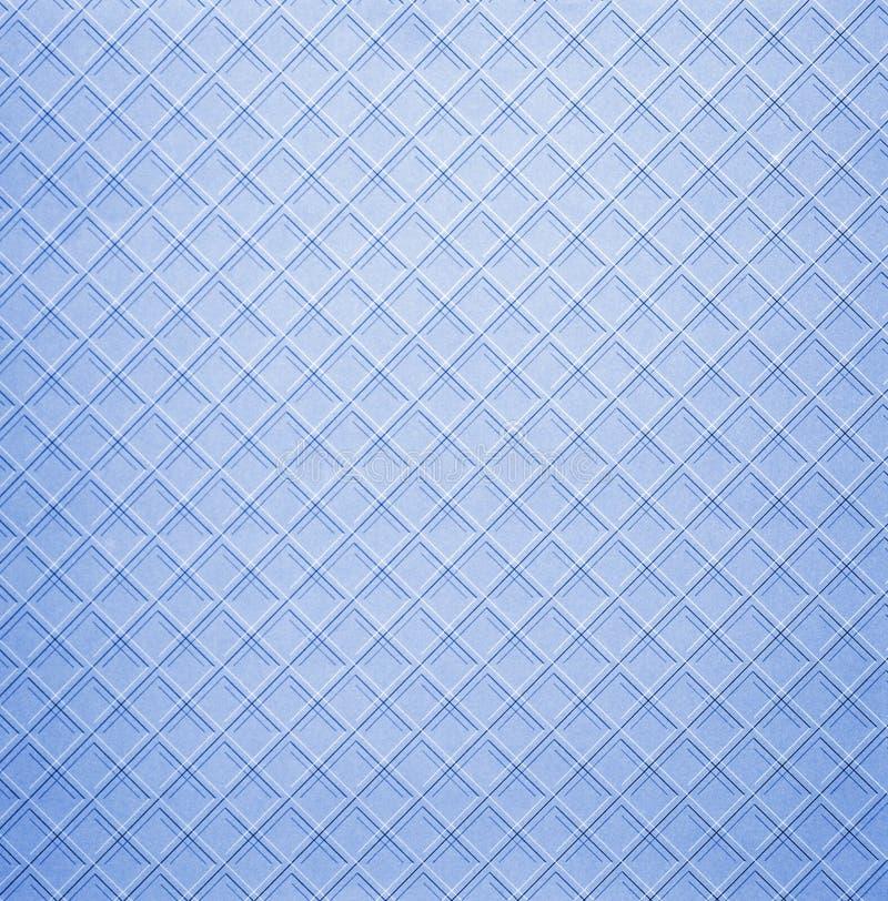 Het blauwe document van de Muur royalty-vrije stock foto's
