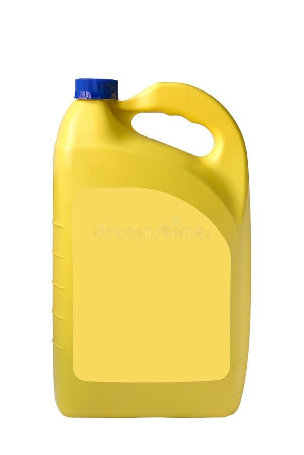 Het blik van de olie stock afbeeldingen