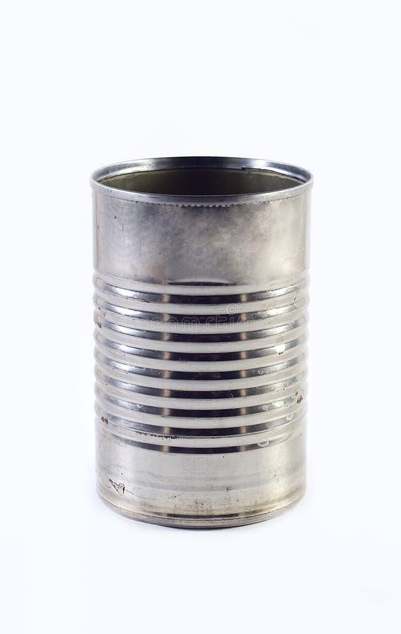 Download Het Blik van het tin stock foto. Afbeelding bestaande uit leeg - 45276