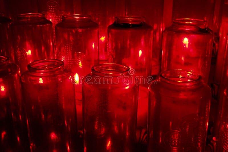 Het bloed van Christus stock foto's