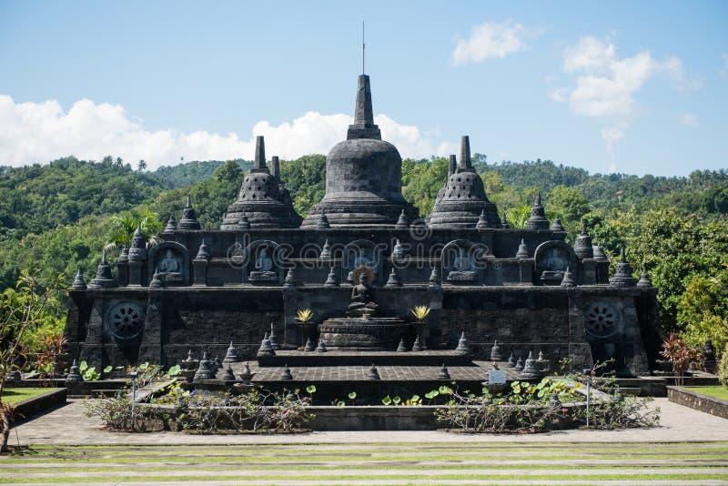 Het Boeddhistische Klooster van Brahmavihara Arama stock fotografie