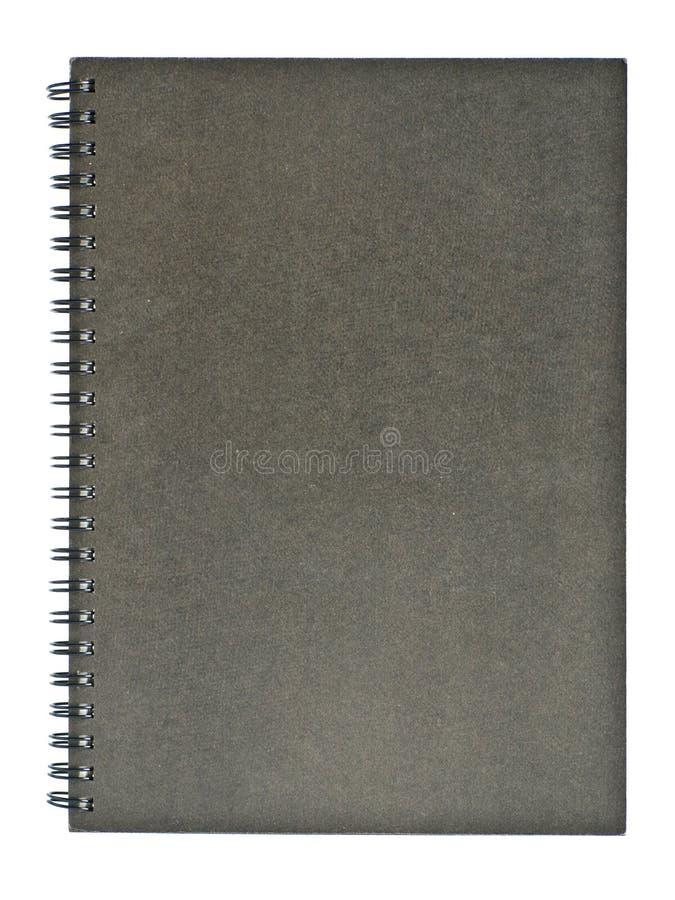 Het boek van de nota royalty-vrije stock afbeelding