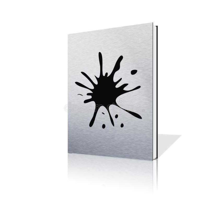 Het Boek van de vorm stock illustratie