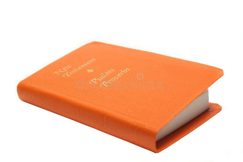 Het Boek van het gebed royalty-vrije stock foto