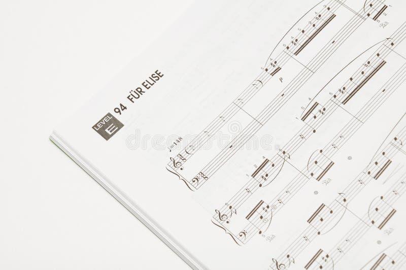 Download Het boek van het lied stock foto. Afbeelding bestaande uit instrumenten - 7080156