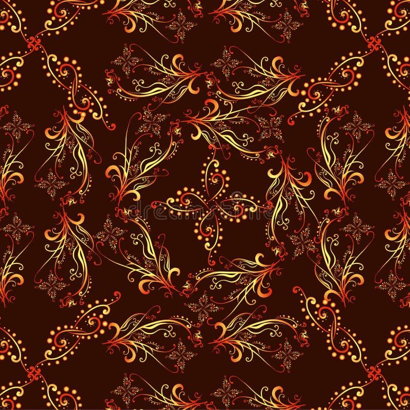 Het boeket van de bloem royalty-vrije illustratie
