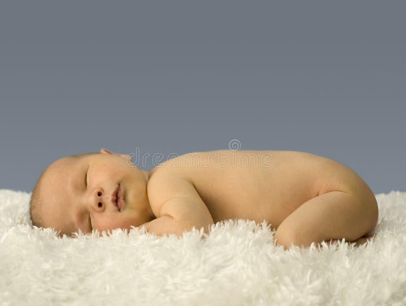 Het Bont van de baby stock afbeeldingen