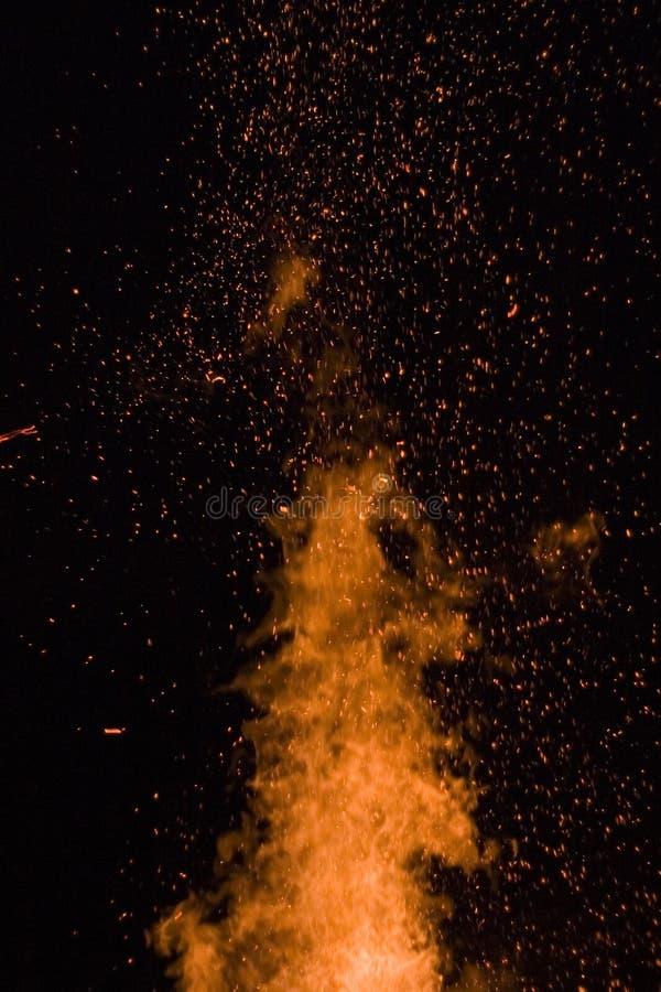 Het branden Wens stock afbeeldingen