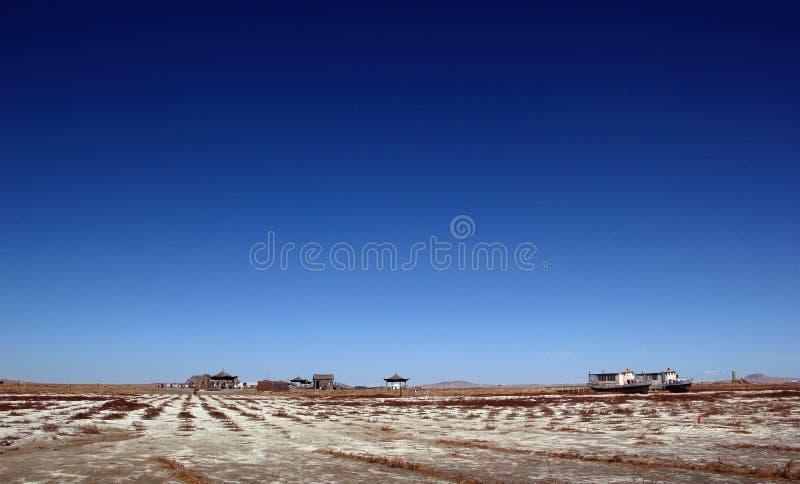 Het brede Park van het daliruoermoerasland royalty-vrije stock afbeeldingen