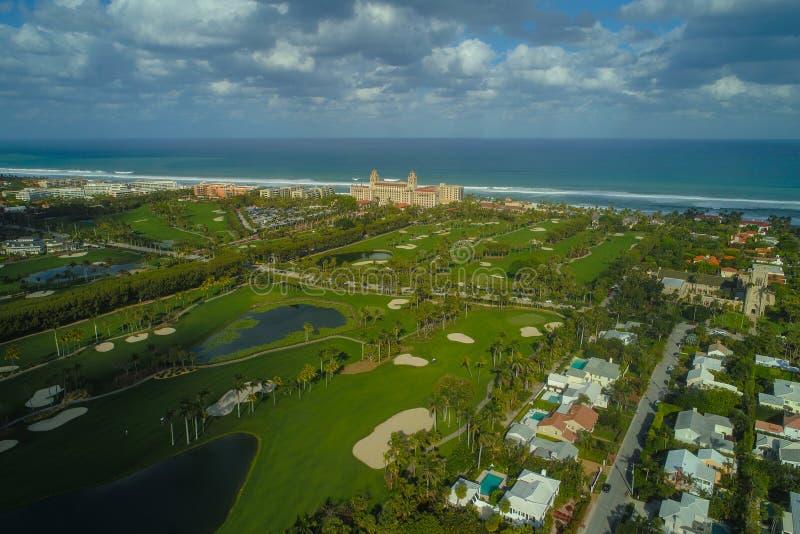 Het Brekerspalm beach Florida de V.S. royalty-vrije stock fotografie