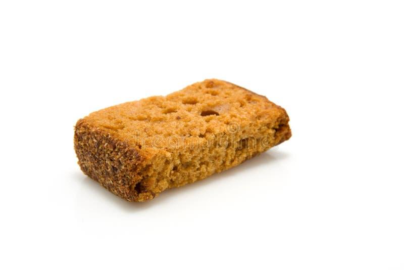 Het brood van de gember stock afbeeldingen