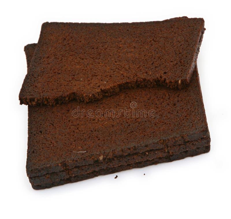 Het brood van de pompernikkel stock afbeelding