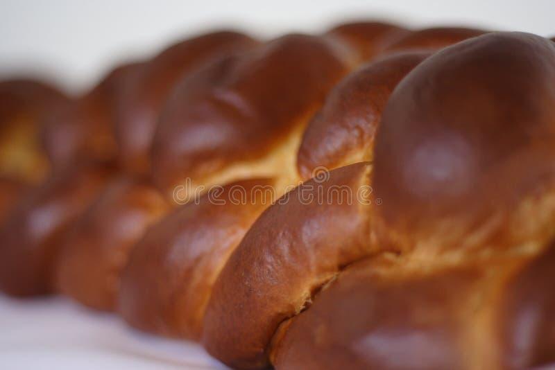 Het Broodje van Challah royalty-vrije stock fotografie