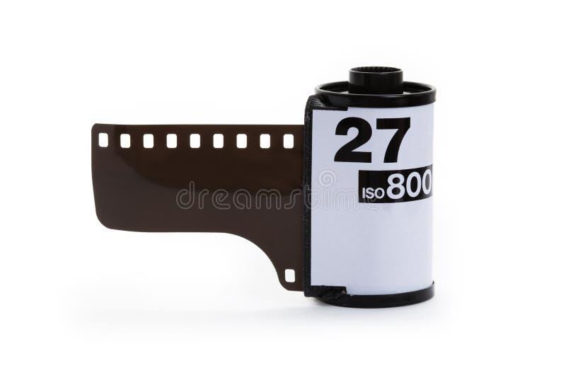 Het broodje van de film stock fotografie