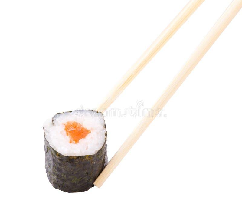 Het broodje van Maki stock afbeelding