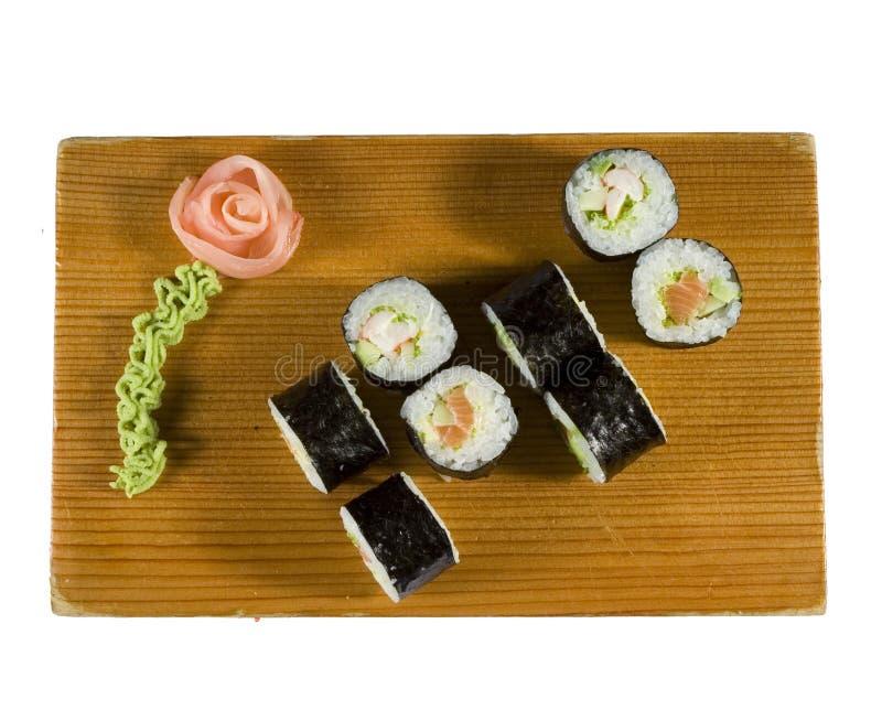 Het Broodje van Taiyo stock foto's