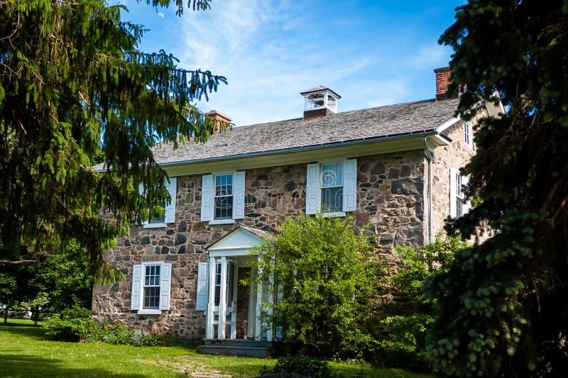 Het Brubacher-Huis royalty-vrije stock afbeelding