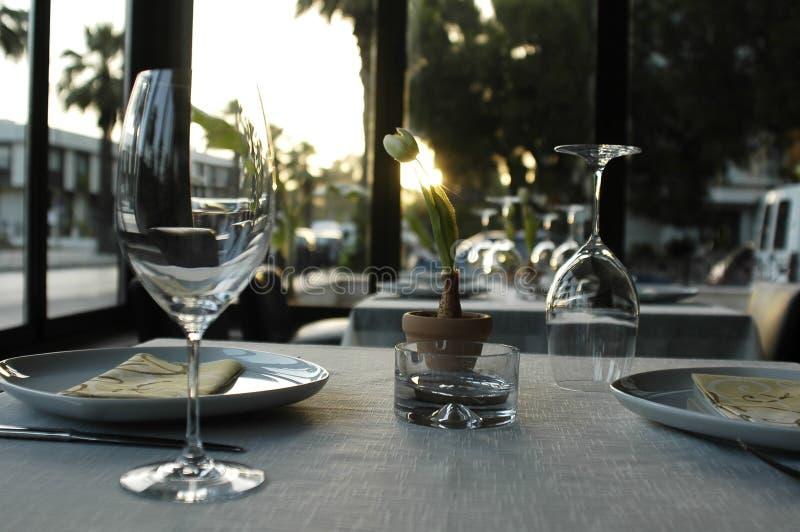 Het buitensporige Glas van de Wijn stock foto's