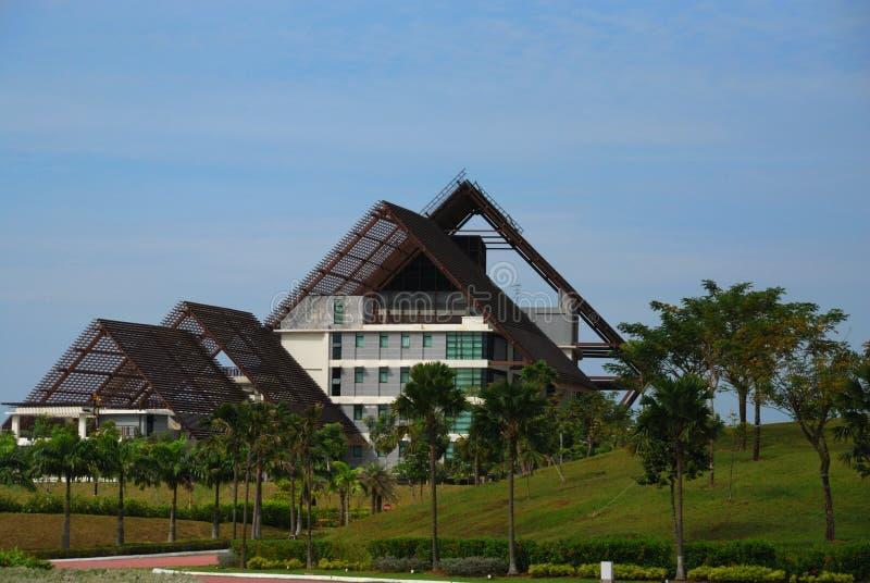 Het Bureau van de Staatssecretaris van Johor royalty-vrije stock foto's