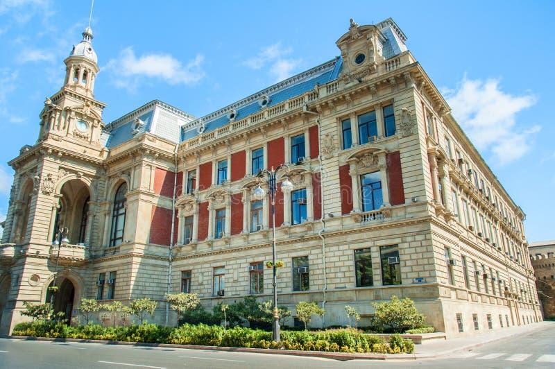 Het bureau van de stadsburgemeester op 22 September binnen royalty-vrije stock fotografie