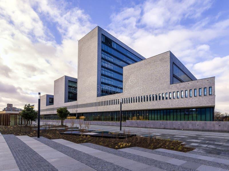 Het bureau van EUROPOL royalty-vrije stock fotografie