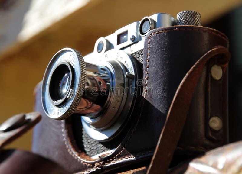 Het cameraeof stock afbeeldingen