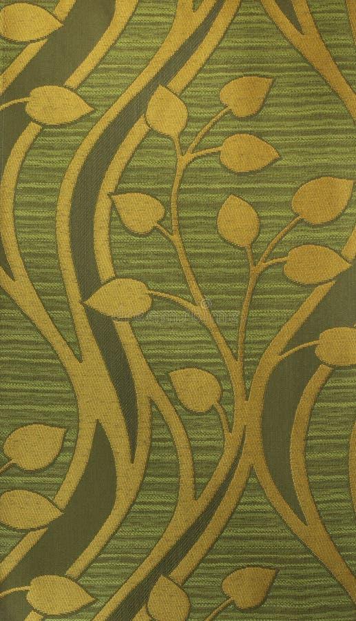Het canvasachtergrond van het hoge Resolutie Geweven textiellinnen royalty-vrije stock fotografie