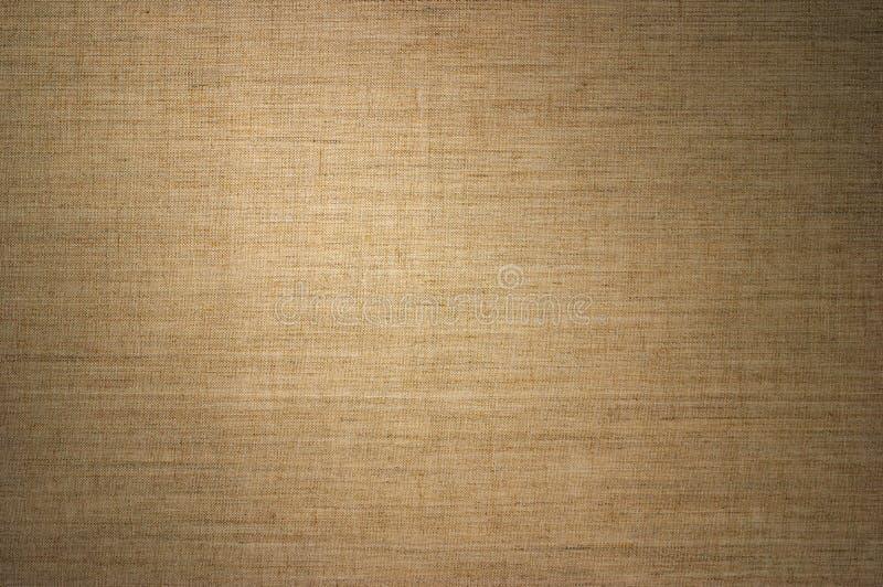 Het canvastextuur van het linnen royalty-vrije stock afbeelding