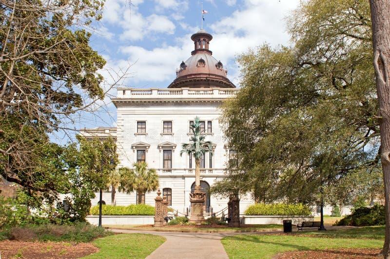 Het Capitool Staat van de Zuid- van Carolina royalty-vrije stock afbeeldingen