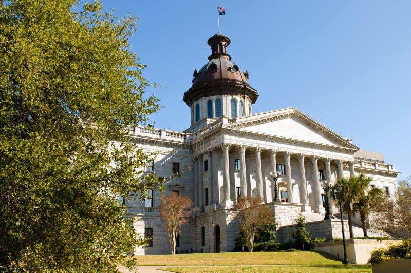 Het Capitool Staat van de Zuid- van Carolina stock foto