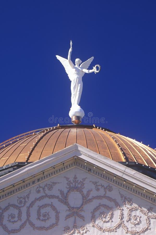 Het Capitool van de staat van Arizona stock foto's