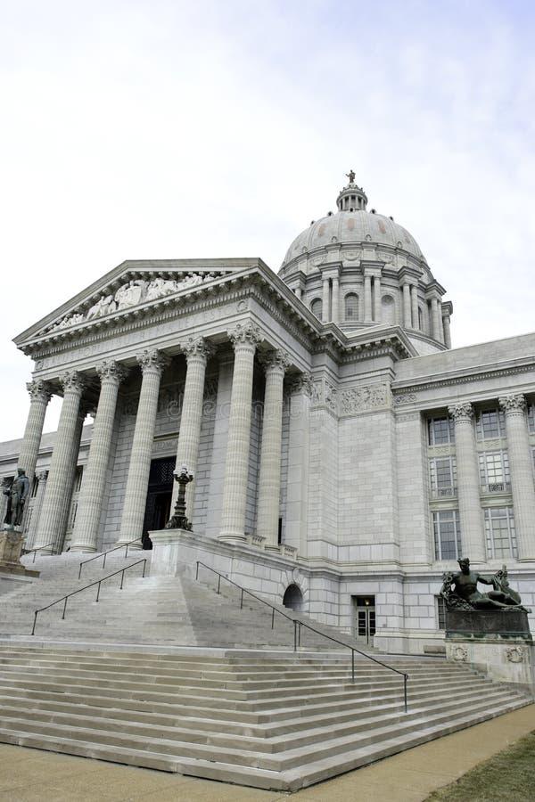 Het Capitool van de Staat van Missouri royalty-vrije stock foto's