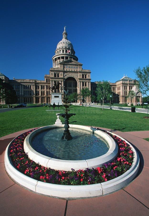 Het Capitool van de staat van Texas, royalty-vrije stock foto's