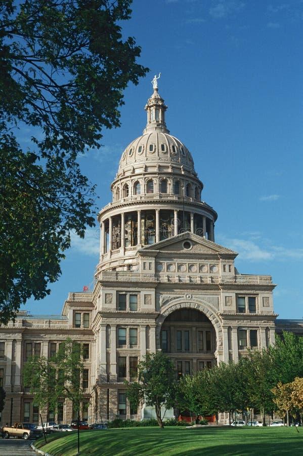 Het Capitool van de staat van Texas stock foto's