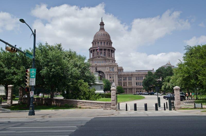 Het Capitool van de Staat van Texas royalty-vrije stock afbeelding