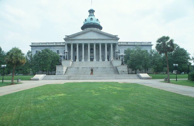 Het Capitool van de staat van Zuid-Carolina stock foto's