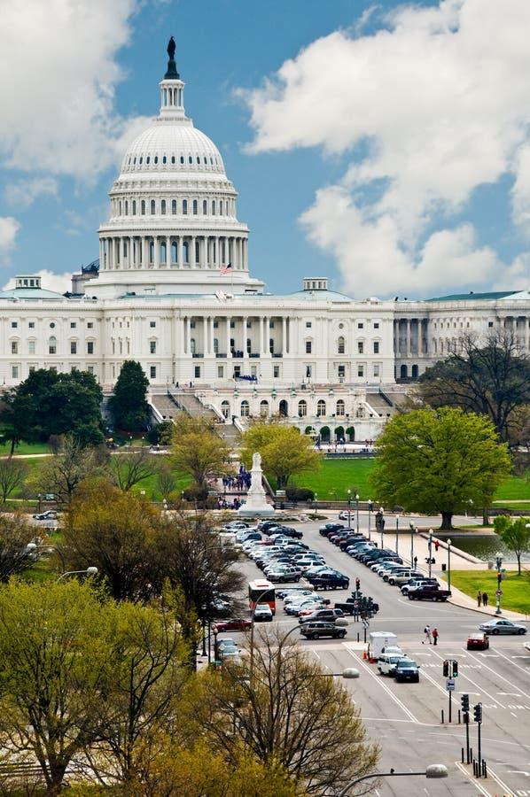 Het Capitool van de V.S. royalty-vrije stock foto