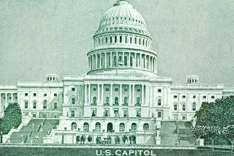 Het Capitool Van De V.S. Stock Afbeelding