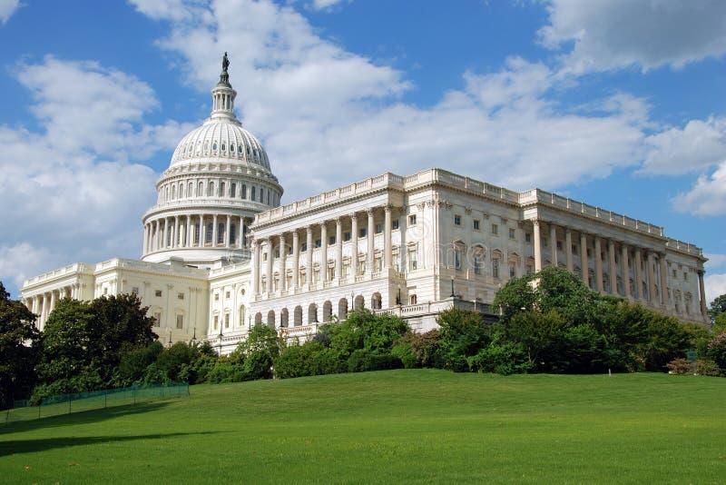 Het Capitool van de V.S. in Washington DC royalty-vrije stock afbeeldingen