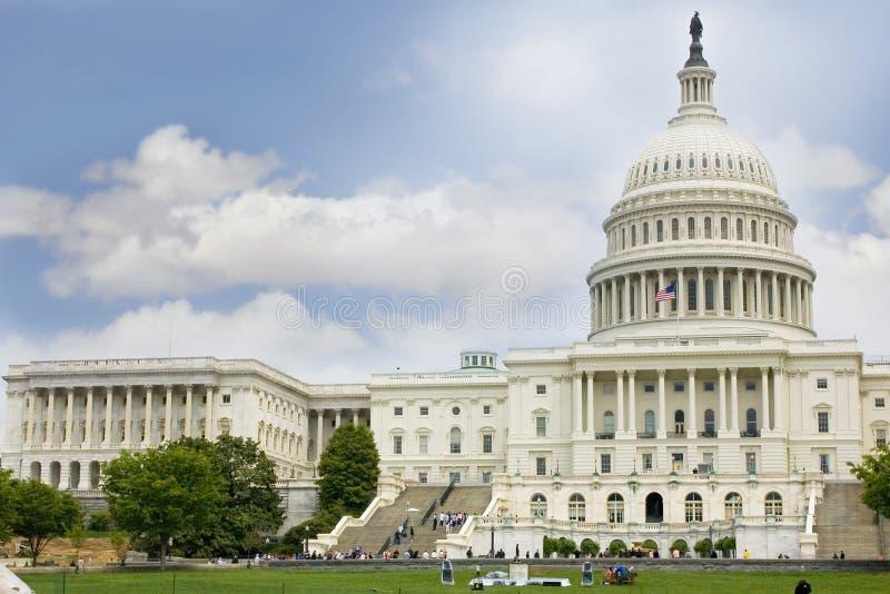 Het Capitool Van De V.S., Washington DC Stock Foto's