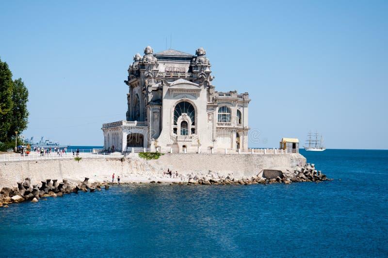 Het Casino van Constanta royalty-vrije stock afbeelding